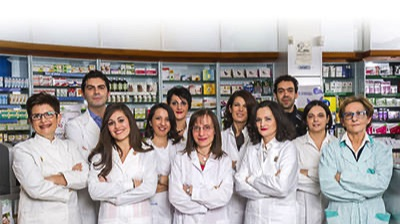 Il team di Farmacia Sant